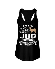 Crazy Jug Lady Ladies Flowy Tank thumbnail
