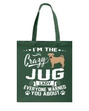 Crazy Jug Lady Tote Bag thumbnail
