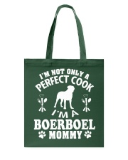 Perfect Cook And Boerboel Mom Tote Bag thumbnail