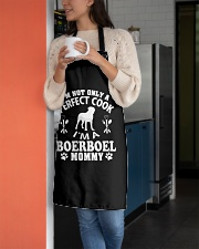 Perfect Cook And Boerboel Mom Apron aos-apron-27x30-lifestyle-front-05