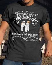 Wire Haired Fox Is In My Heart And Soul Classic T-Shirt apparel-classic-tshirt-lifestyle-28