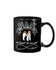 Wire Haired Fox Is In My Heart And Soul Mug thumbnail