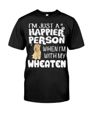 Soft-Coated Wheaten Terrier Dog  Classic T-Shirt thumbnail
