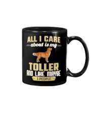 All I Care About Is My Toller Mug tile