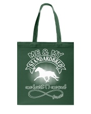Standardbred Is In My Heart And Soul Tote Bag thumbnail