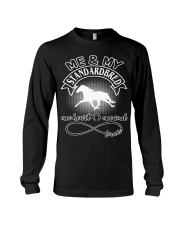 Standardbred Is In My Heart And Soul Long Sleeve Tee thumbnail