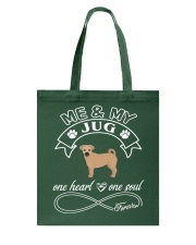 Jug Is In My Heart And Soul Tote Bag thumbnail