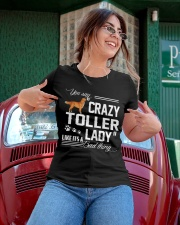CRAZY TOLLER  LADY Ladies T-Shirt apparel-ladies-t-shirt-lifestyle-01