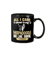 All I Care About Is My Sheepadoodle Mug thumbnail