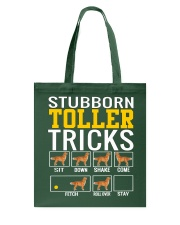 Stubborn Toller Tricks Tote Bag thumbnail