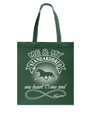 Standardbred Is In My Heart And Soul Tote Bag tile
