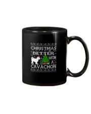 Christmas Is Better With A Cavachon Mug thumbnail