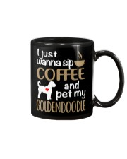 Sip Coffee With My Goldendoodle Mug thumbnail