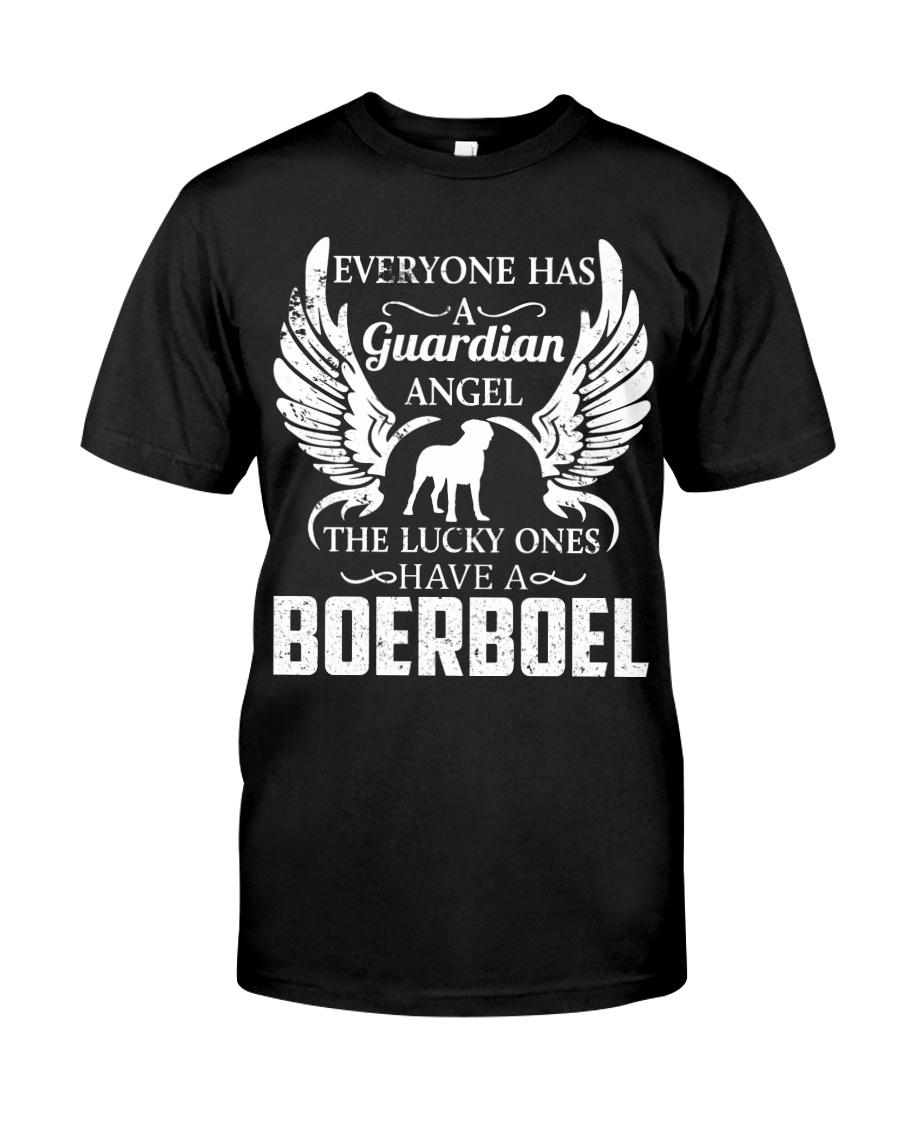 My Guardian Angel Is A Boerboel Classic T-Shirt