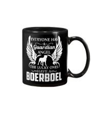 My Guardian Angel Is A Boerboel Mug thumbnail