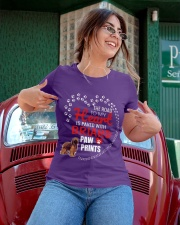 My Heart Paved With Briard Paw Prints Ladies T-Shirt apparel-ladies-t-shirt-lifestyle-01