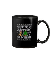 Christmas Is Better With A Welsh Terrier Mug thumbnail