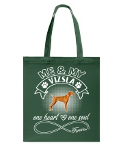 Vizsla Is In My Heart And Soul Tote Bag thumbnail
