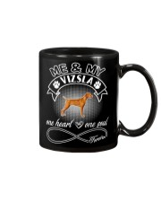 Vizsla Is In My Heart And Soul Mug thumbnail