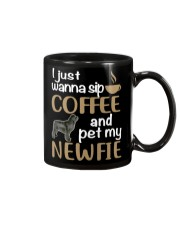 Sip Coffee WIth Newfie Mug thumbnail