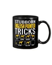 Stubborn English Pointer Tricks Mug thumbnail
