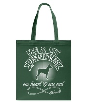 German Pinscher Is In My Heart And Soul Tote Bag thumbnail