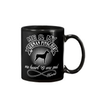 German Pinscher Is In My Heart And Soul Mug thumbnail
