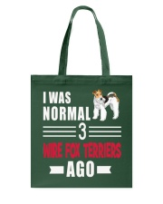 Wire Fox Terrier  Tote Bag thumbnail