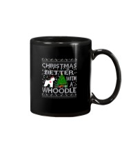 Christmas Is Better With A Whoodle Mug thumbnail