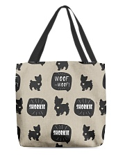 Shorkie All-over Tote thumbnail