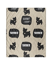 """Shorkie Quilt 40""""x50"""" - Baby thumbnail"""