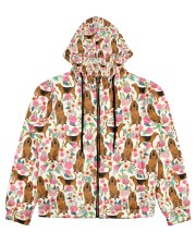 Bloodhound Women's All Over Print Full Zip Hoodie thumbnail