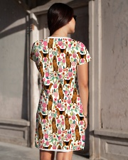 Bloodhound All-over Dress aos-dress-back-lifestyle-1