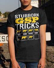 Stubborn GSP Tricks Classic T-Shirt apparel-classic-tshirt-lifestyle-29