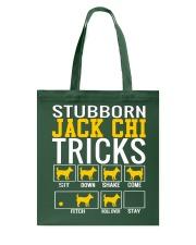 Stubborn Jack Chi Tricks Tote Bag thumbnail