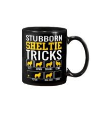 Stubborn Sheltie Tricks Mug thumbnail