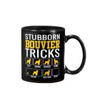 Stubborn Bouvier Tricks Mug thumbnail