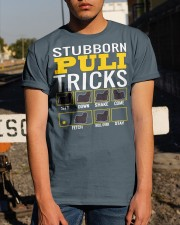 Stubborn Puli Tricks Classic T-Shirt apparel-classic-tshirt-lifestyle-29