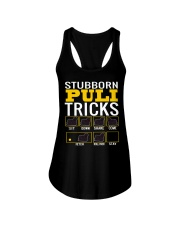 Stubborn Puli Tricks Ladies Flowy Tank thumbnail