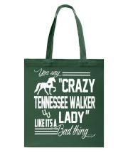 Tennessee Walking Horse Tote Bag thumbnail