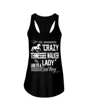 Tennessee Walking Horse Ladies Flowy Tank thumbnail