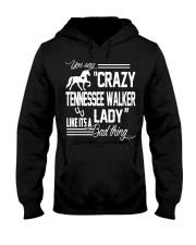 Tennessee Walking Horse Hooded Sweatshirt thumbnail