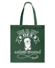 Old English Sheepdog OES Is In My Heart And Soul Tote Bag thumbnail