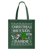 Christmas Is Better With A Dandie Tote Bag thumbnail