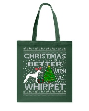 Christmas Is Better With A Whippet Tote Bag thumbnail