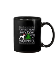 Christmas Is Better With A Whippet Mug thumbnail