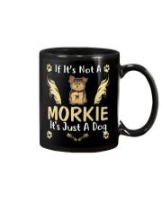It Is Just A Morkie Mug thumbnail
