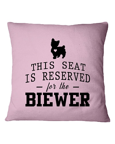 This Seat Is For Biewer