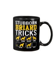 Stubborn Briard Tricks Mug thumbnail