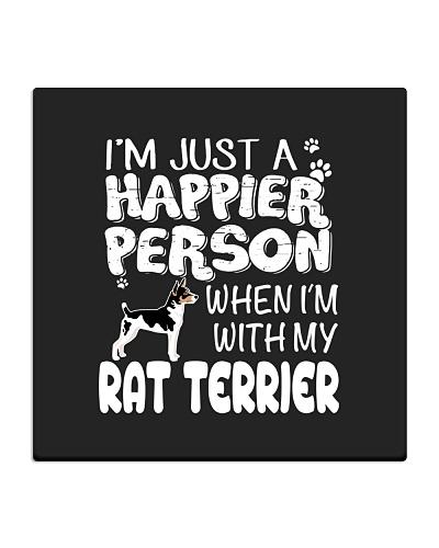 Happier Person Rat Terrier